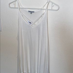 White Spring/Summer Top